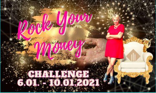 Geld ist solange ein Thema, solange man ein Thema damit hat…  Die Money Challenge mit Denise